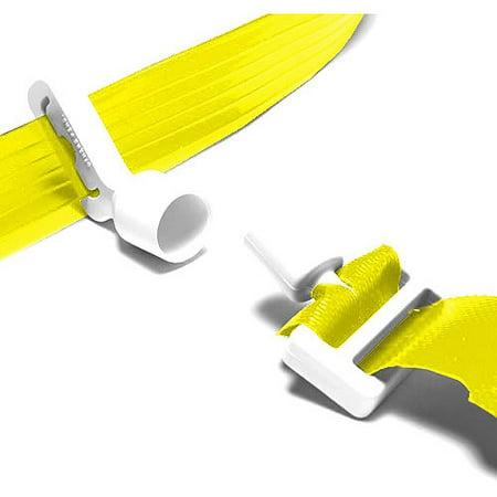 Sonic Flag Football Belt Conversion Package with 12 sockets and flags (Flag Football Belts Velcro)
