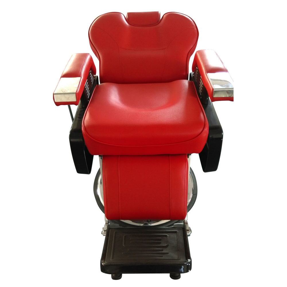 Ktaxon All Purpose Classic Red Hydraulic Recline Barber H...