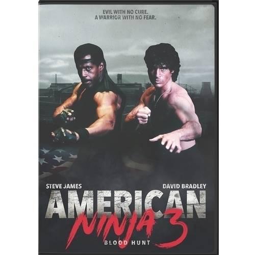 American Ninja 3: Blood Hunt by Olive Films