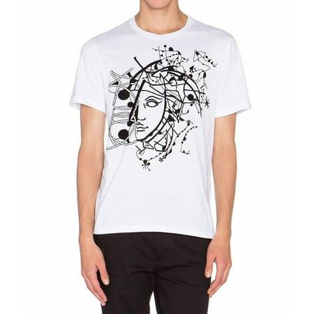 Versace Collection White Medusa T-shirt (S) ()