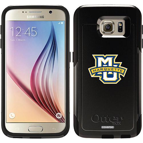 Marquette MU Banner Design on OtterBox Commuter Series Case for Samsung Galaxy S6