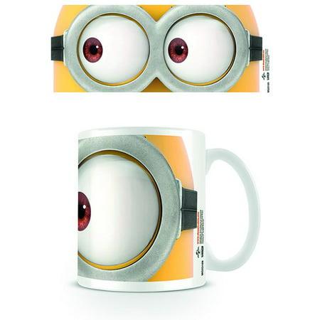 Minions - Ceramic Coffee Mug / Cup (Minion Eyes)