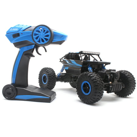 2.4GHz 4WD HB-P1801 1/18 Scale RC Car Crawler Off-road Vehicle RC Car Race Truck (Rc Car With Camera)