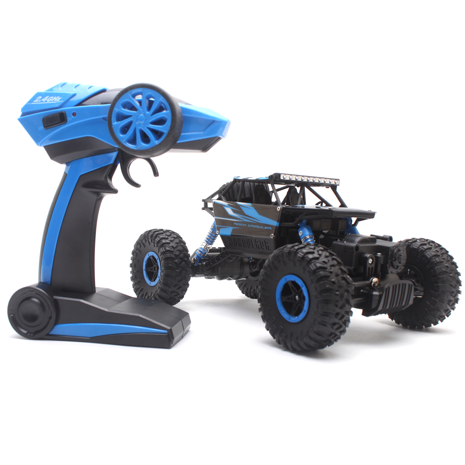 2.4GHz 4WD HB-P1801 1/18 Scale RC Car Crawler Off-road Vehicle RC Car Race Truck