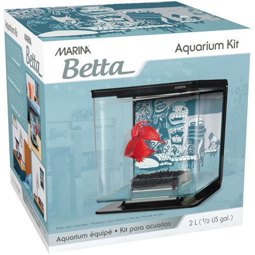 Marina Betta Kit, Wild Things Theme