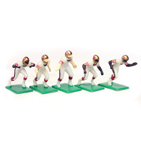 0c782cad0 NFL Away Jersey-San Francisco 49ers Alternate Uniform 11 Electric Football  Players - Walmart.com
