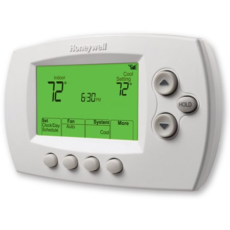 Honeywell rth6580wf smart thermostat no hub required for Th 450 termostato