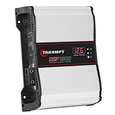 Taramps DSP16004 Class D DSP 1600 4 ohm Car Audio