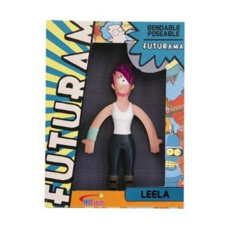 Futurama Leela Bendable Toy by NJ - Leela From Futurama