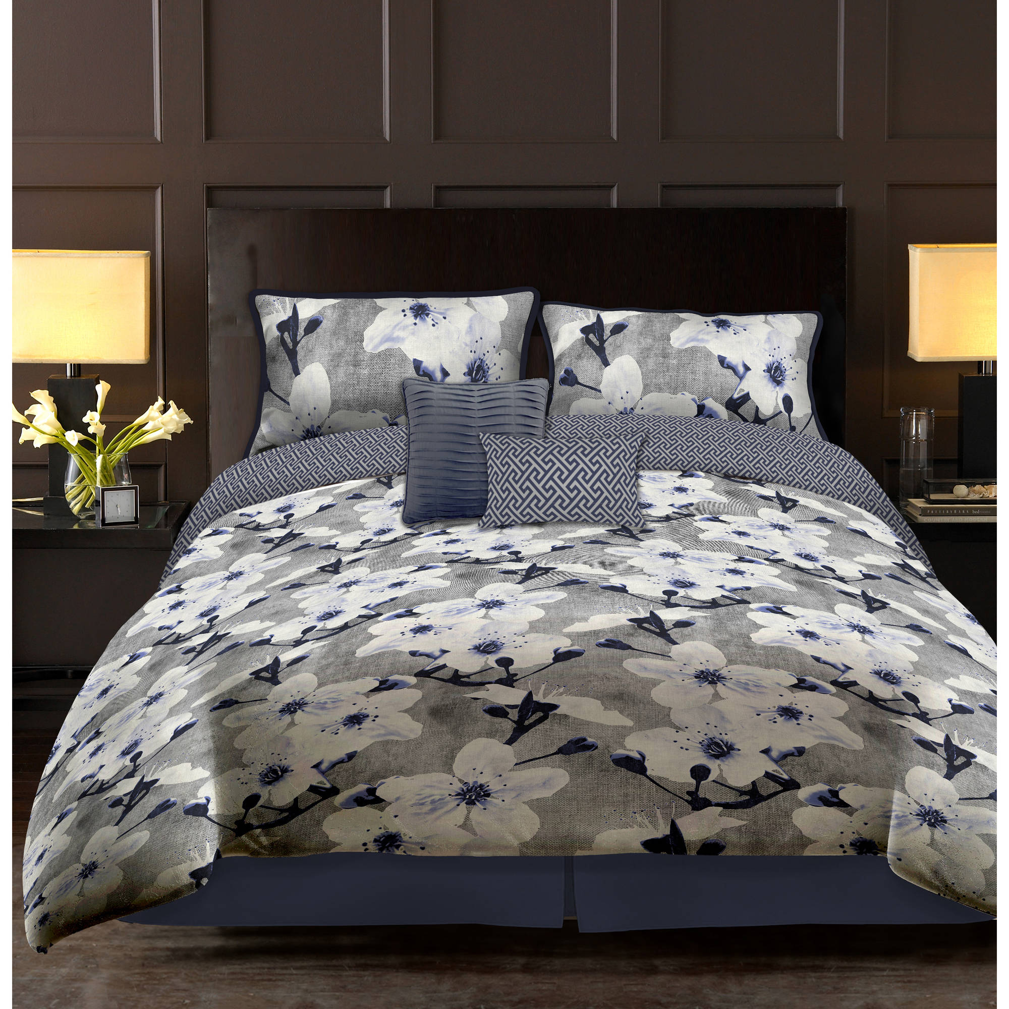 Casa Bell Ville 5-Piece Bedding Comforter Set