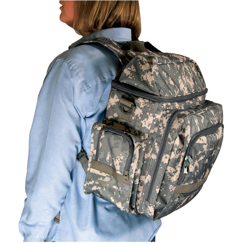 Alvin and Co. Heritage Backpack