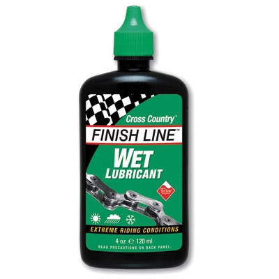 Finish Line Wet Lube 4Oz.