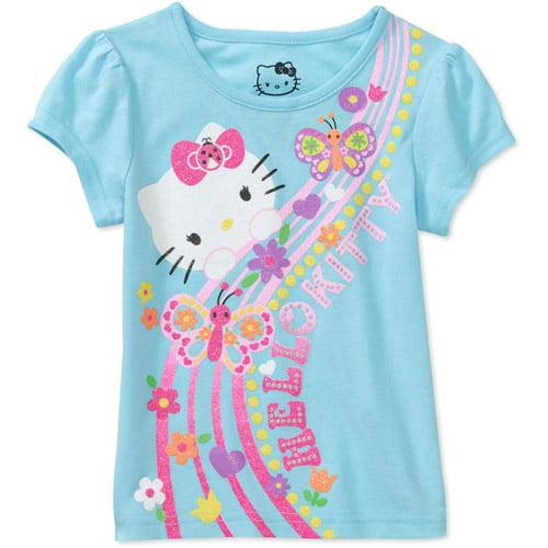 Hello Kitty Baby Girls' Graphic Tee