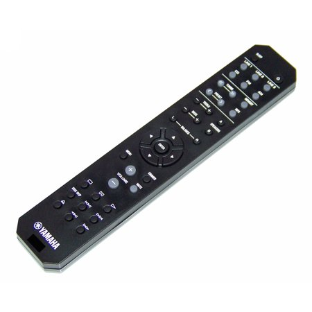 OEM Yamaha Remote Control Originally Shipped With: RS201, RS-201, RS201A, RS-201A