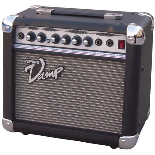 PYLE Guitar Amplifier Black