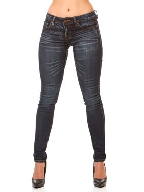 ce3d2f64a Product Image VIP Jeans for women Five pocket Skinny Jeans Butt Lift Slim  Fit Stretchy denim