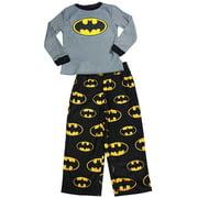 Batman Big Boys Long Sleeve Batman Pajamas Super Hero PJ's for boys sizes 8 thru 20 30 Day Guarantee FREE SHIPPING by