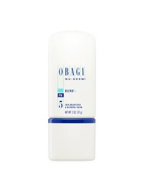 ($99 Value) Obagi Nu-Derm Blend Fx Skin Brightener & Blending Face Cream, 2 Oz