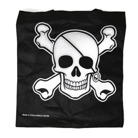 Tote Kid Pirate - Large Pirate Tote Bag