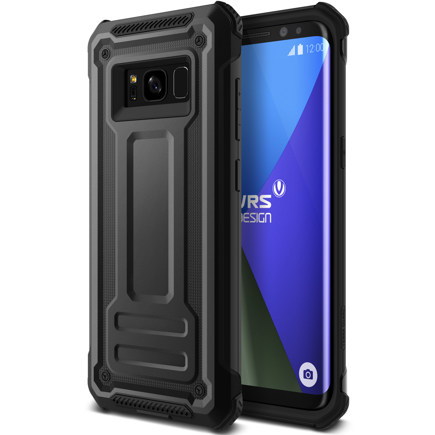 Samsung Galaxy S8 Plus Case Cover | Shockproof Slim Protection | VRS Design Terra Guard for Samsung Galaxy S8 Plus