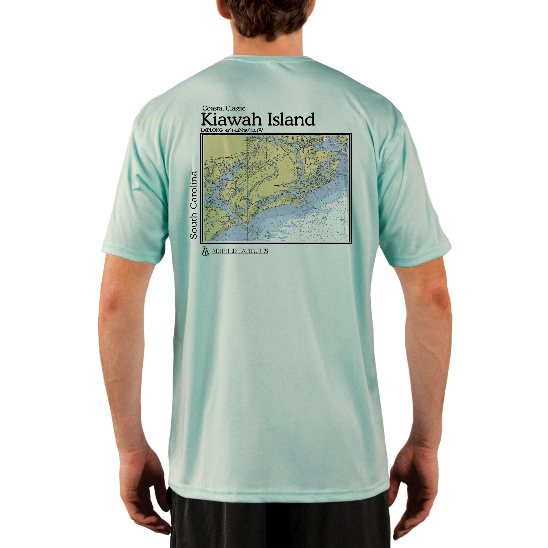 Sun Protection Short Sleeve... Coastal Classics Kiawah Island Youth UPF 50