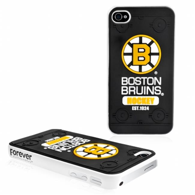 FOREVER 170101  Forever - NHL -  Hard iPhone Case - Boston Bruins  Black
