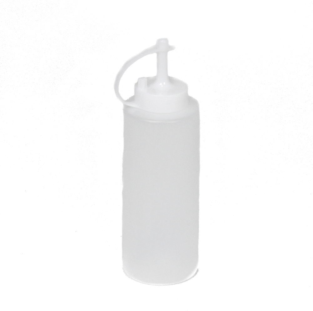 Chef Craft 12 Oz Squeeze Bottle with Cap by Chef Craft