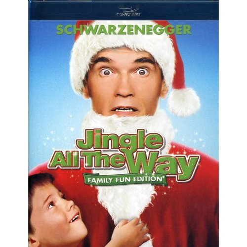 Jingle All The Way (Family Fun Edition) (Extended Version) (Blu-ray) (Widescreen)