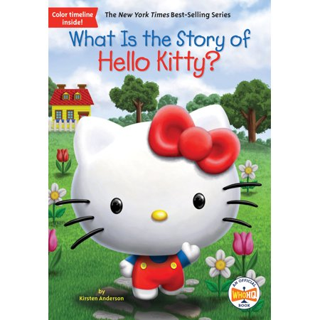 What Is the Story of Hello Kitty?](Hello Kitty En Francais Halloween)