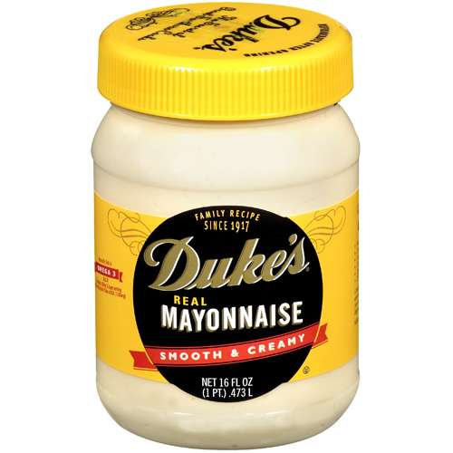 Duke's Real Mayonnaise Smooth & Creamy, 16 fl oz