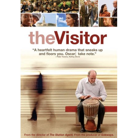 The Visitor (DVD) (Best Anchor Bay Entertainment Dvd Releases)
