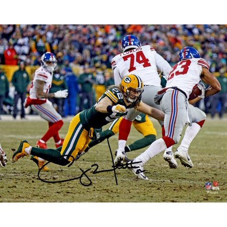 Clay Matthews Green Bay Packers Autographed 8