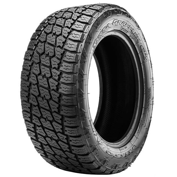 Nitto Terra Grappler G2 305 55r20 125 S Tire Walmart Com Walmart Com
