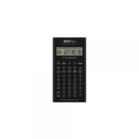 texas instruments ti ba ii plus professional financial calculator - 10 character(s) - lcd - battery powered (Texas Instruments Ba Ii Plus South Africa)