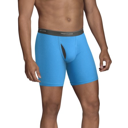 Men's CoolZone Fly Dual Defense Assorted Boxer Briefs, 5 - The Italian Stallion Boxer