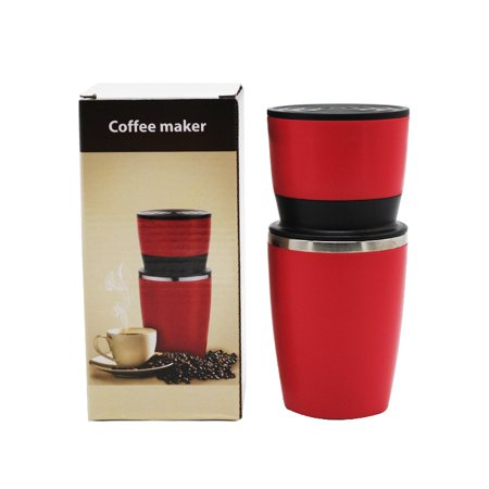 Manual Coffee Maker Hand Pressure Portable Espresso Machine Coffee Pressing Bottle Tool For Outdoor Travel