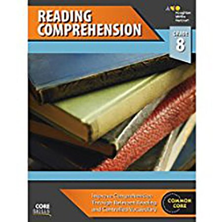 Reading Comprehension : Workbook Grade 8