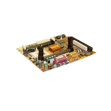 Refurbished-PC ChipsMB741LMRTPentium III motherboard with 1 ISA slot. 1 PCI, 1 ISA shared slot. 3 DIMM sockets. On-Board audio and video. Support both socket 370 and slot 1 processors.