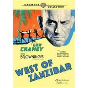 (West Of Zanzibar (DVD))