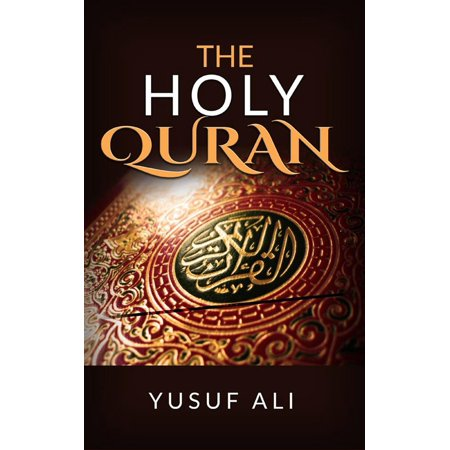 The Holy Quran traslated by Yusuf Ali - eBook