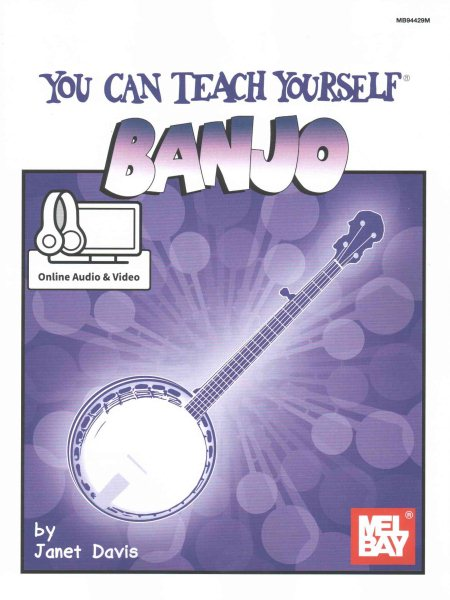 You Can Teach Yourself Banjo by