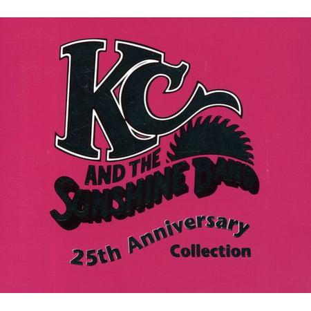 K C    The Sunshine Band   25Th Anniversary Edition  Cd