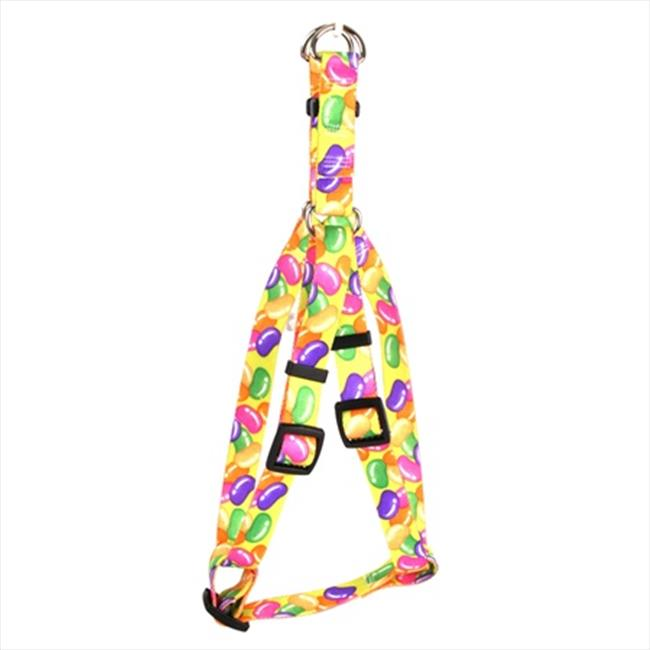 Yellow Dog Design Jelly Beans Step-In Harness