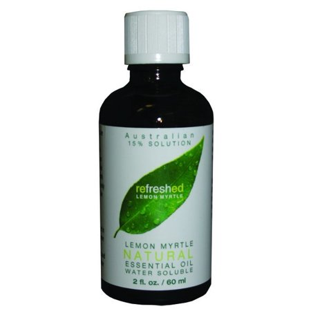 Tea Tree Therapy Lemon Myrtle 15% Water Soluble Oil, 2 (Tea Tree Oil And Water For Acne)