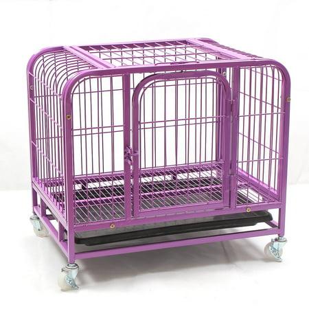 Double Door Pet Crate - 30