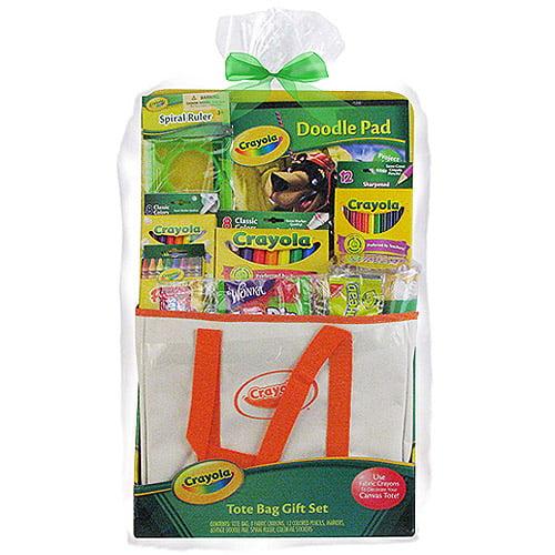 Crayola art supplies easter basket walmart negle Choice Image