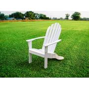 Mainstays White Adirondack Chair