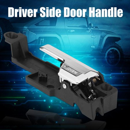 Yosoo Interior Door Handle Car Front Left Driver Side Interior Inner Door Handle Kit Driver Side Door Handle for Ford Fusion