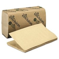 2 Pack - Paper Towel Envision SingleFold 914 X 1014 Inch