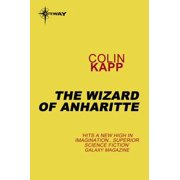 The Wizard of Anharitte - eBook